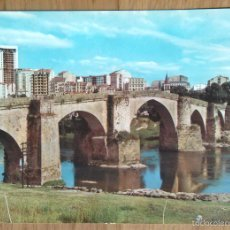 Postales: ORENSE - PUENTE ROMANO. Lote 57339868