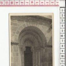 Postales: 14.254 TARJETA POSTAL ANTIGUA, COLEGIATA, PUERTA LATERAL, LA CORUÑA, GALICIA. Lote 57380693