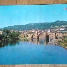 Postales: ORENSE - PUENTE ROMANO. Lote 57484052