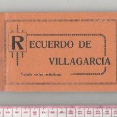 Postales: 14.443 TARJETA POSTAL ANTIGUA, VEINTE POSTALES ARTISTICAS, RECUERDO VILLAGARCIA DE AROSA, PONTEVEDRA. Lote 57502829