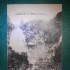 Postales: POSTAL - LA CORUÑA - CORREO GALLEGO - ALREDEDORES DE FERROL - LA FERVENZA - HAUSER Y MENET -. Lote 57714838
