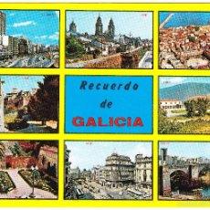 Cartes Postales: RECUERDO DE GALICIA. Lote 57723459