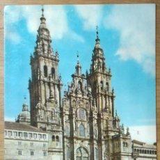 Postales: SANTIAGO DE COMPOSTELA - CATEDRAL. Lote 57972644