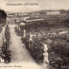 Postales: PASATIEMPO BETANZOS. 12. CALLE DE LOS EMPERADORES ROMANOS. SIN CIRCULAR.. Lote 58188893