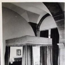 Postales: POSTAL SANTIAGO DE COMPOSTELA -HOSTAL REYES CATÓLICOS. Lote 58219389