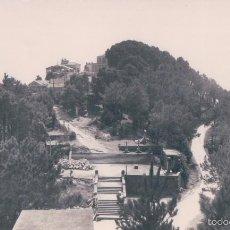 Postales: POSTAL 17 LA GUARDIA( PONTEVEDRA): MONTE DE SANTA TECLA. ED. GARCIA GARRABELLA. Lote 58230304