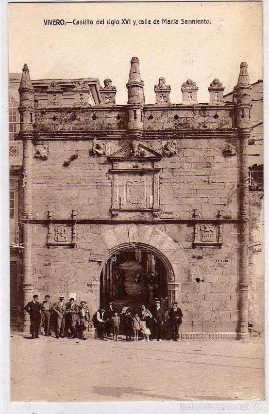 Vivero castillo del siglo xvi y calle de mar a comprar for Vivero online madrid