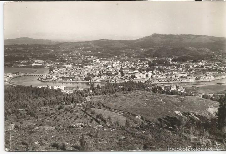 PONTEVEDRA - VISTA PARCIAL - Nº 1005 ED. ARRIBAS (Postales - España - Galicia Moderna (desde 1940))