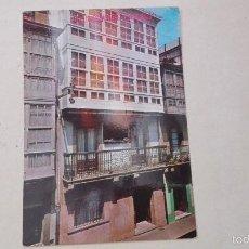 Postales: EL FERROL DEL CAUDILLO, CASA DONDE NACIO FRANCO Y MUSEO. Lote 58424500