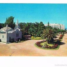 Postales: POSTAL ANTIGUA PONTEVEDRA SIN CIRCULAR LA TOJA IGLESIA DE LA TOJA Y GRAN HOTEL. Lote 58678297