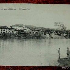 Postales: BARCO DE VALDEORRAS (ORENSE), RIVERAS DEL SIL, ORENSE, J. ORTIZ, ASTORGA, SIN CIRCULAR. Lote 195361347