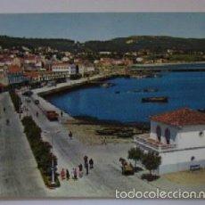 Postales: POSTAL DE SANTA EUGENIA DE RIBEIRA - PUERTO. Lote 59123810