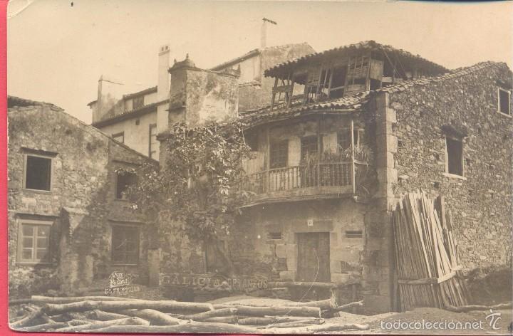 POSTAL ANTIGUA BETANZOS COLECCION FERRER(VER FOTOS) (Postales - España - Galicia Antigua (hasta 1939))