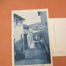 Postales: POSTAL TUY ' CANICOUBA, AL FONDO PORTGAL ' EDI ROISIN Nº 16, NO CIRCULADA, HACIA 1950. Lote 61132851