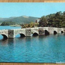 Postales: RAMALLOSA - PUENTE ROMANO. Lote 61722792