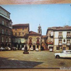 Postales: VIGO. PONTEVEDRA. PLAZA CONSTITUCION.. Lote 143149738