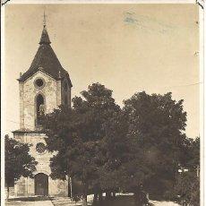 Postales: PS1328 TRIVES 'LA IGLESIA'. POSTAL FOTOGRÁFICA. FOTO LÓPEZ. SIN CIRCULAR. AÑOS 30. Lote 62238956