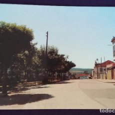 Postales: POSTAL DE ARZUA (A CORUÑA). N°1 PLAZA DE ESPAÑA. ED.LA REGION ORENSE. AÑOS 60.. Lote 62289812