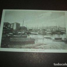Postales: VIGO PONTEVEDRA MUELLE DEL COMERCIO. Lote 62302496