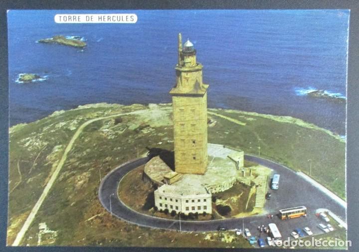 CORUÑA. TORRE DE HÉRCULES. (Postales - España - Galicia Moderna (desde 1940))