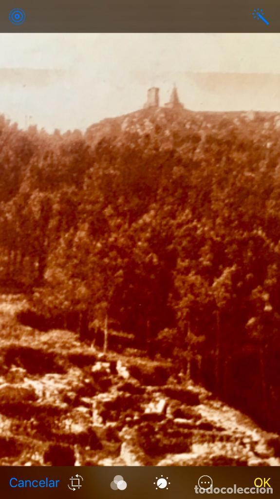 Postales: albumina La guardia Pontevedra monte de santa tecla . Vista del Facho desde la citania - Foto 6 - 227049565