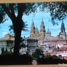 Postales: SANTIAGO DE COMPOSTELA - CATEDRAL. Lote 64755607