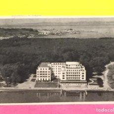 Postales: POSTAL LA TOJA GRAN HOTEL DESDE LA RÍA ED. OLIVA BARCELONA. Lote 191027710