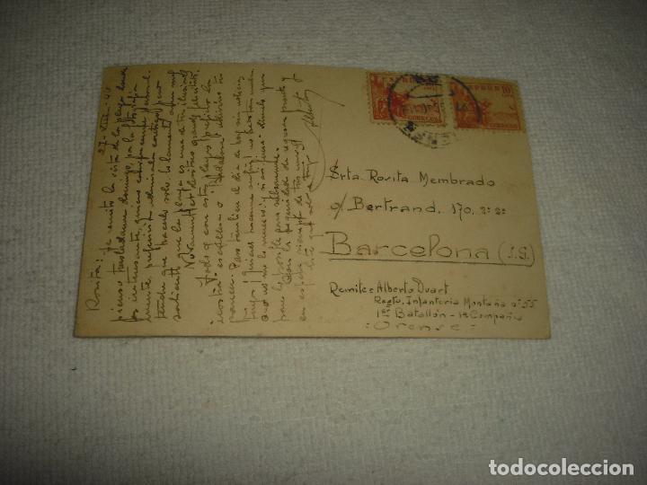 Postales: RIA DE VIGO 57 . PLAYA DE AMERICA . FOT. ROISIN .CIRCULADA - Foto 2 - 65421519