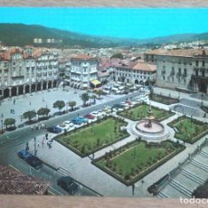 Postais: PONTEVEDRA - PLAZA DE LA HERRERIA. Lote 65836478