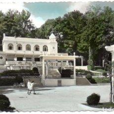 Postales: PS7054 EL FERROL DEL CAUDILLO 'PARQUE'. GARCÍA GARRABELLA. CIRCULADA. 1955. Lote 66827654