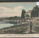Postales: VILLAGARCIA - RESIDENCIA VERANIEGA DE SS.MM. - FOT. MARTINEZ -VER REVERSO - (ZG-45.545). Lote 68249249
