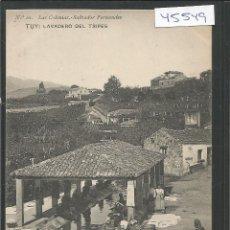 Postales: TUY-10-LAVADERO TRIPES -LAS COLONIAS-SALVADOR FERNANDEZ-HAUSER Y MENET-VER REVERSO-(ZG-45.549). Lote 68250861