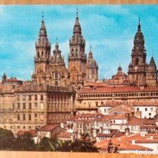 Postales: SANTIAGO DE COMPOSTELA - CATEDRAL. Lote 68440453