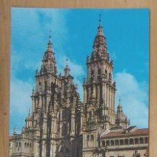 Postales: SANTIAGO DE COMPOSTELA - CATEDRAL. Lote 68486021