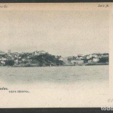Postales: RIBADEO - 1- VISTA GENERAL - COLECCION RIA EO -VER REVERSO SIN DIVIDIR - (ZG-45.611). Lote 68489353