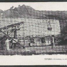 Postales: VIVERO- MINA DE SILVAROSA .LA ESTACION -FOT. J.INSUA- FERRER - REVERSO SIN DIVIDIR - (ZG-45.630). Lote 68494237