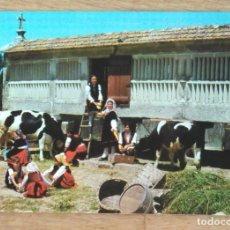 Postais: GALICIA - IMAGEN TIPICA. Lote 68714757