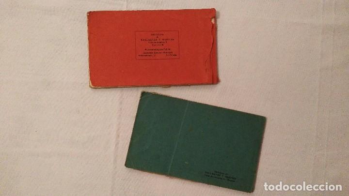 Postales: Libros 10 postales Recuerdo de La Coruña - Heliotipia de Kallmeyer y Gautier; 2ª y 6ª series; 45€/ud - Foto 6 - 68791065
