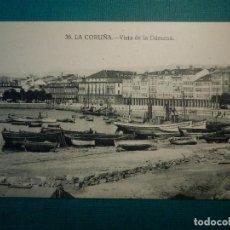 Postales: POSTAL - ESPAÑA .- LA CORUÑA -36.- VISTA DE LA DÁRSENA - GRAFOS MADRID -. Lote 71828887
