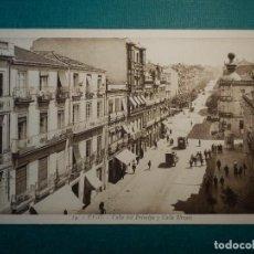 Postales: POSTAL - ESPAÑA .- 14 - VIGO - CALLE DEL PRÍNCIPE Y CALLE URZAIZ - L. ROISIN - NE - NC. Lote 71830167