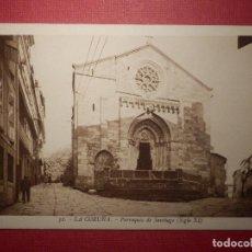 Postales: POSTAL - ESPAÑA - LA CORUÑA - 32 PARROQUIA DE SANTIAGO - SIGLO XI - L. ROISIN - NE - NC . Lote 72068979