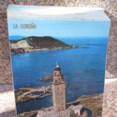 Postales: GALICIA LA CORUÑA - 100 POSTALES IGUALES - EDI ALARDE Nº 669 - TORRE DE HERCULES, APROX 1970 -. Lote 72706383