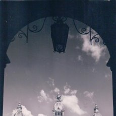 Postales: POSTAL LA CORUÑA.- PALACIO MUNICIPAL, 27. FOTO ALFONSO. CIRCULADA. Lote 74023099