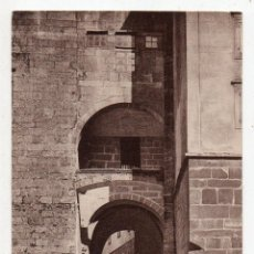 Postales: SANTIAGO DE COMPOSTELA. ARCO DE PALACIO.. Lote 74652135