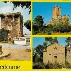 Postales: PONTEDEUME - AÑO 1969 - ESCRITA. Lote 74678339