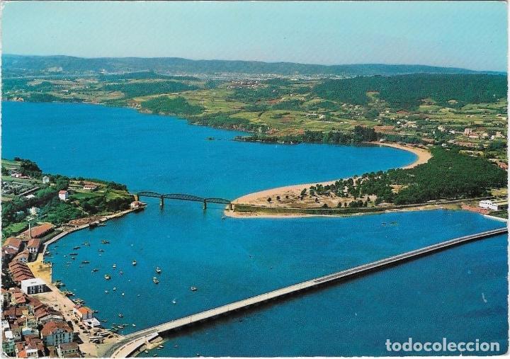 PONTEDEUME - AÑO 1967 - ESCRITA (Postales - España - Galicia Moderna (desde 1940))
