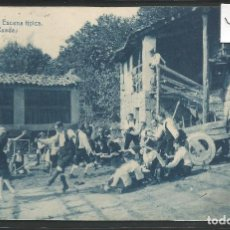 Postales: ORENSE -20 - ESCENA TIPICA - CORO DA RUADA - VER FOTOS -(46.438). Lote 74901691