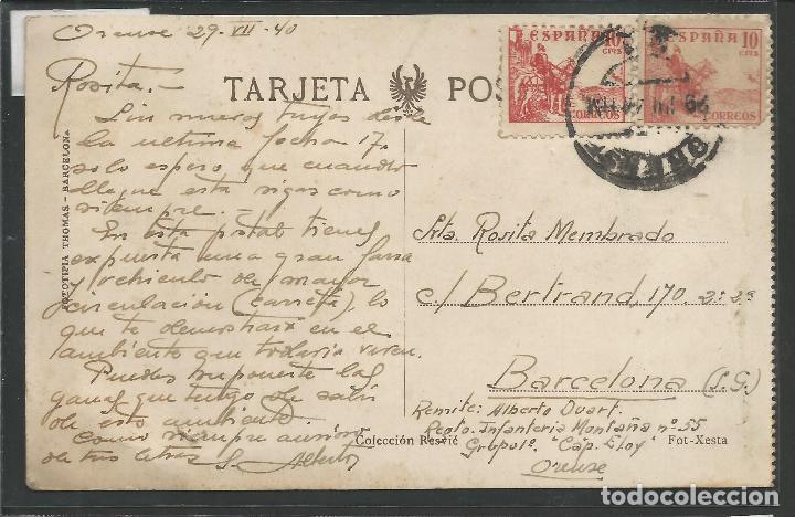 Postales: ORENSE -20 - ESCENA TIPICA - CORO DA RUADA - VER FOTOS -(46.438) - Foto 2 - 74901691