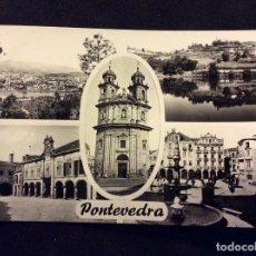 Postales: PONTEVEDRA, SIN CIRCULAR. Lote 75405135