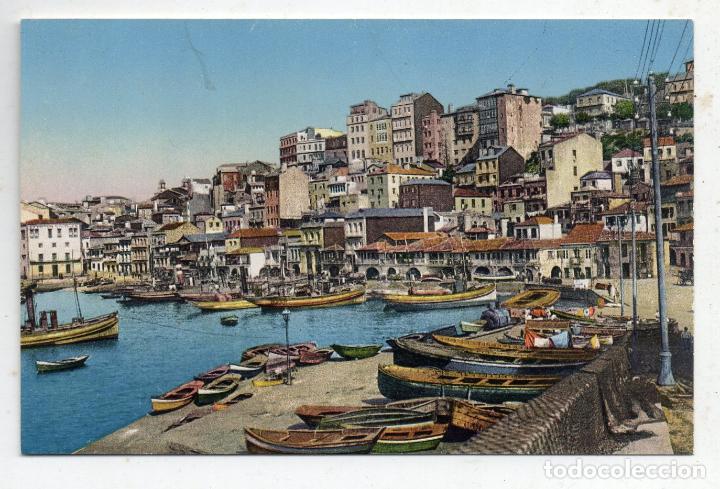 VIGO. RIBERA DEL BERBÉS. (Postales - España - Galicia Antigua (hasta 1939))